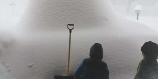 Nieve-Fuerte