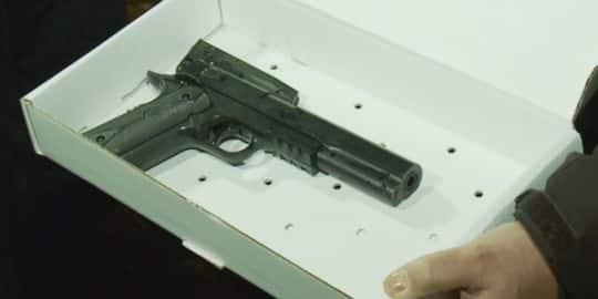 Pistola-shoot